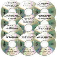 Set of 11 CDs